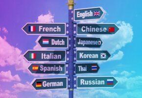 Известные полиглоты мира: указатели с названиями языков
